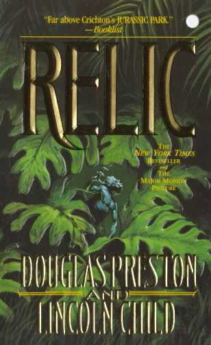 """Relic"", di Douglas Preston e Lincoln Child"