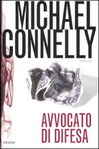 avvocato di difesa - micheal connelly