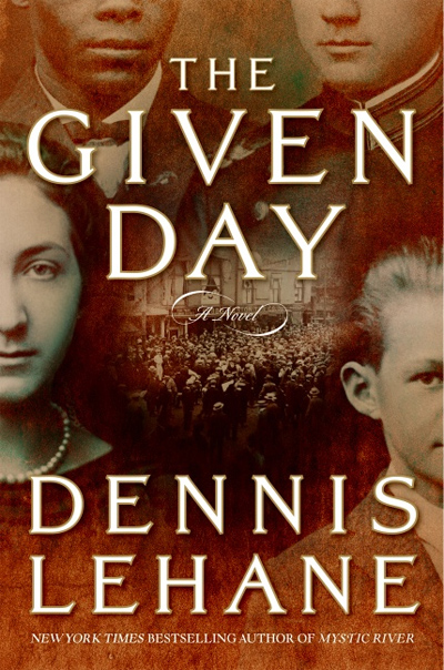 """The given day"": Dennis Lehane torna in libreria"