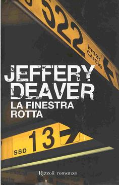 la finestra rotta - jeffery deaver