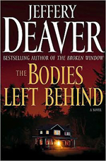 """The bodies left behind"": Jeffery Deaver pubblica un nuovo romanzo"
