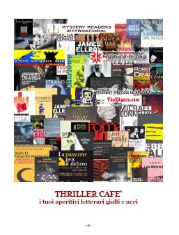 Thriller Cafè: l'ebook gratis