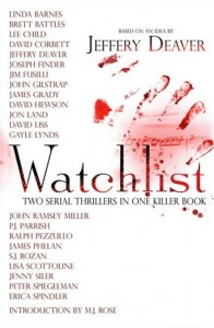 Watchlist: due serial thrillers in un solo libro
