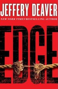 Edge: da Jeffery Deaver un nuovo thriller