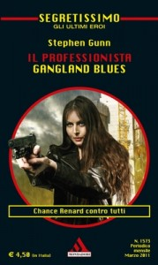 Gangland Blues – Stephen Gunn