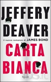 Carta Bianca: Jeffery Deaver scrive Bond