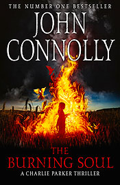 The Burning Soul: il prossimo romanzo di John Connolly
