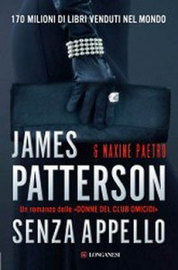 Senza appello – James Patterson e Maxine Paetro