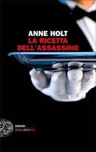 Anne Holt prepara La ricetta dell'assassino