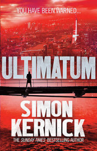Ultimatum – Simon Kernick (lingua originale)