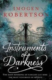 Instruments of darkness – Imogen Robertson