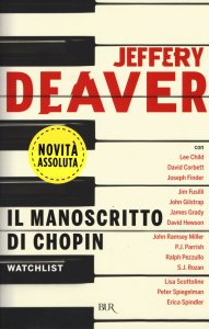 Il manoscritto di Chopin – Jeffery Deaver