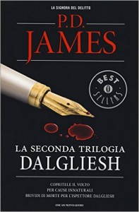 La seconda trilogia Dalgliesh – P. D. James