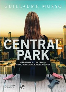 Central Park – Guillaume Musso