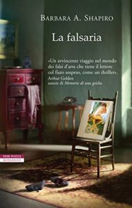 La falsaria – Barbara A. Shapiro
