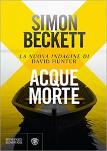 Acque morte di Simon Beckett