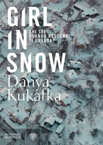 Girl in snow – Danya Kukafka