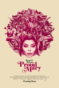 Proud Mary film locandina