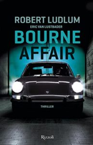Bourne Affair – Eric Van Lustbader