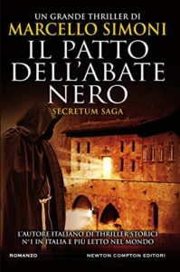 Il patto dell'abate nero - Marcello Simoni