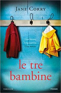 Le tre bambine – Jane Corry