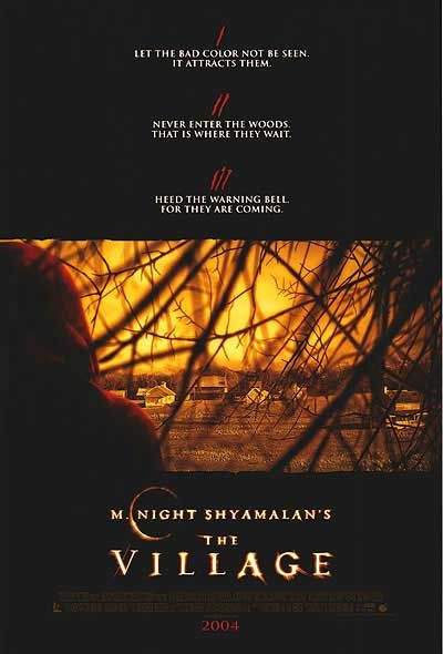 The Village – M. Night Shyamalan