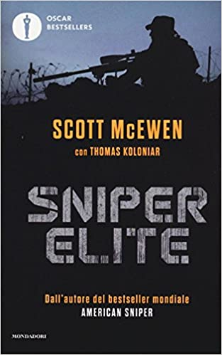 Sniper Elite – Scott McEwen